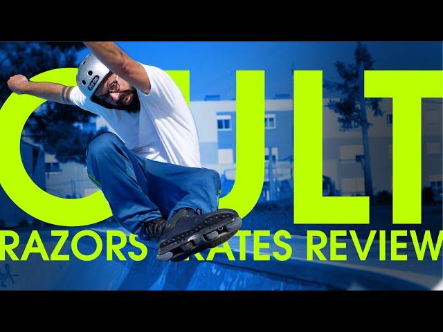RAZORS CULT AGGRESSIVE INLINE SKATES REVIEW