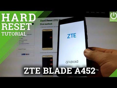 Hard Reset ZTE Blade Z Max Z982 - HardReset info