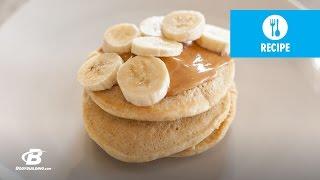 Lais Deleon Recipes: Peanut Butter Protein Pancakes - Bodybuilding.com