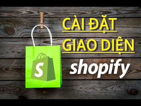 Cài đặt theme Shopify Booster