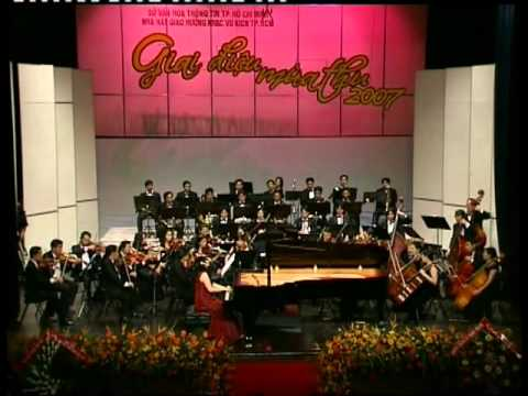 Joachim Raff Piano concerto in c minor op.185 • Tra Nguyen
