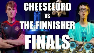 WCS Valencia Finals! Has(Cheeselord) vs Serral(The Finnisher)