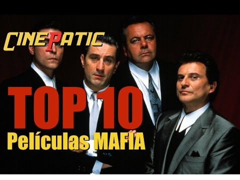 Top 10 Mejores Películas de Mafia