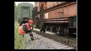 Машина для стабилизации пути ДСП-С4    (ГК «Ремпутьмаш»)(, 2013-08-08T12:23:40.000Z)