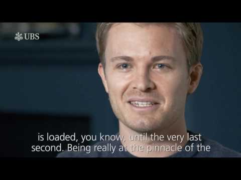 Nico Rosberg on time management | UBS