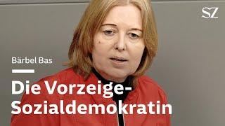 Wer ist die wohl künftige Bundestagspräsidentin Bärbel Bas?