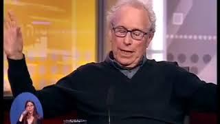 """דן אלמגור מתראיין אצל דן מרגלית על """"איש חסיד היה"""" בתיאטרון היידישפיל"""