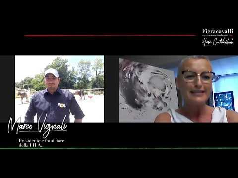 HORSE CONFIDENTIAL #39 Marco Vignali - Presidente e fondatore della I.H.A.