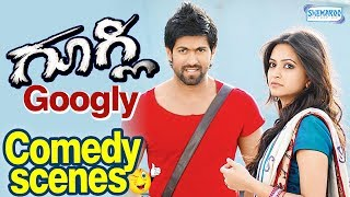 Googly Comedy Scenes - Kannada comedy - Yash Kirthi Karbhanda
