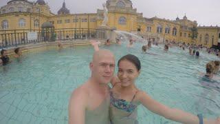 Термальные источники в Будапеште -