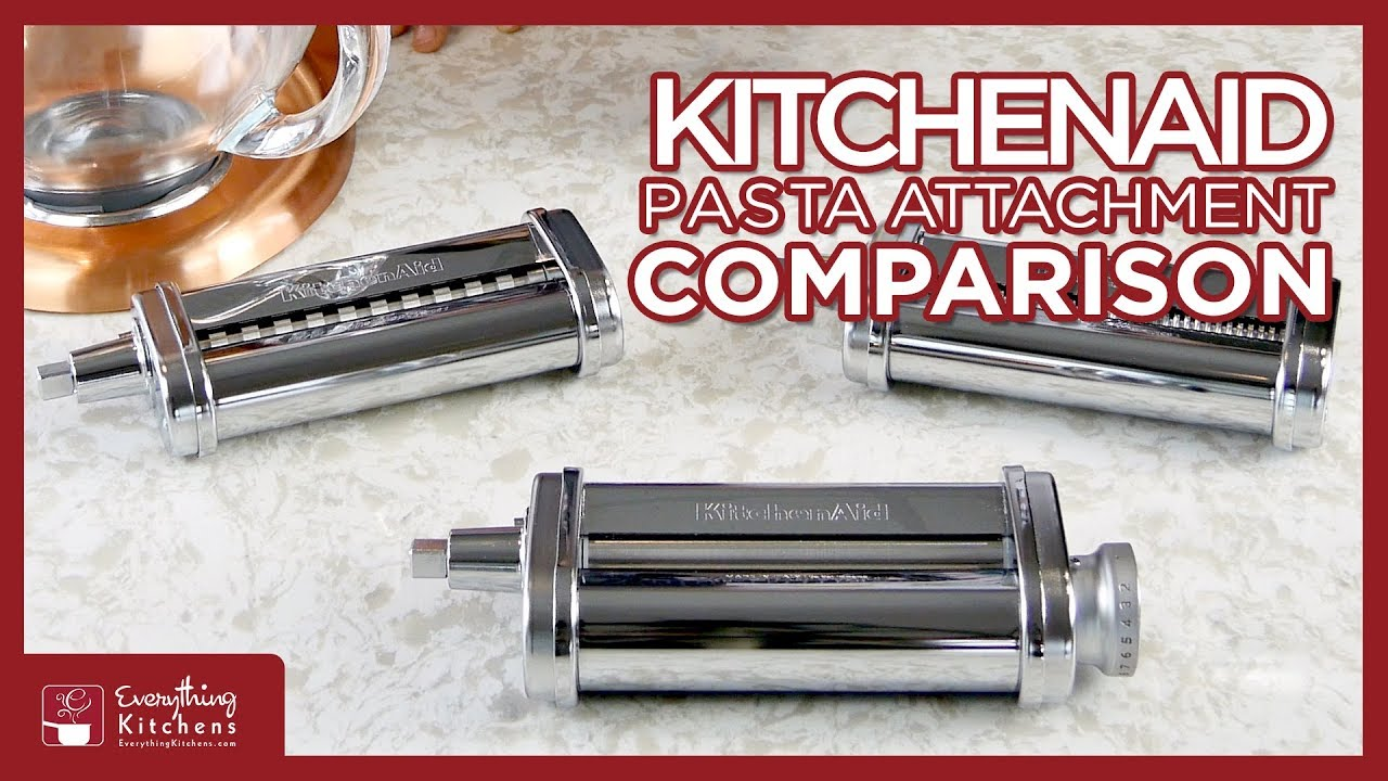 KitchenAid Pasta Attachments - Pasta Roller, Spaghetti, Fettuccine on kitchenaid attachment replacement parts, kitchenaid mixer attachments, kitchenaid noodle attachment, kitchenaid attachments on sale, kitchenaid stand attachments, kitchenaid accessories prices, kitchenaid spaghetti cutter, kitchenaid blender prices,