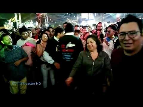 Hi-NRG Bailando High Energy con PolyMarchs Feria de la Piedra Chimalhuacán.