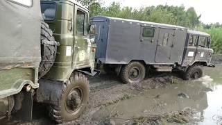 ШИШИГИ 8X8 УАЗ на БТРовских круче ВСЕХ МЕГА УАЗ 4X2 off road 44