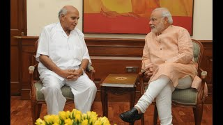 EENADU Group Chairman Ramoji Rao Meets PM Modi