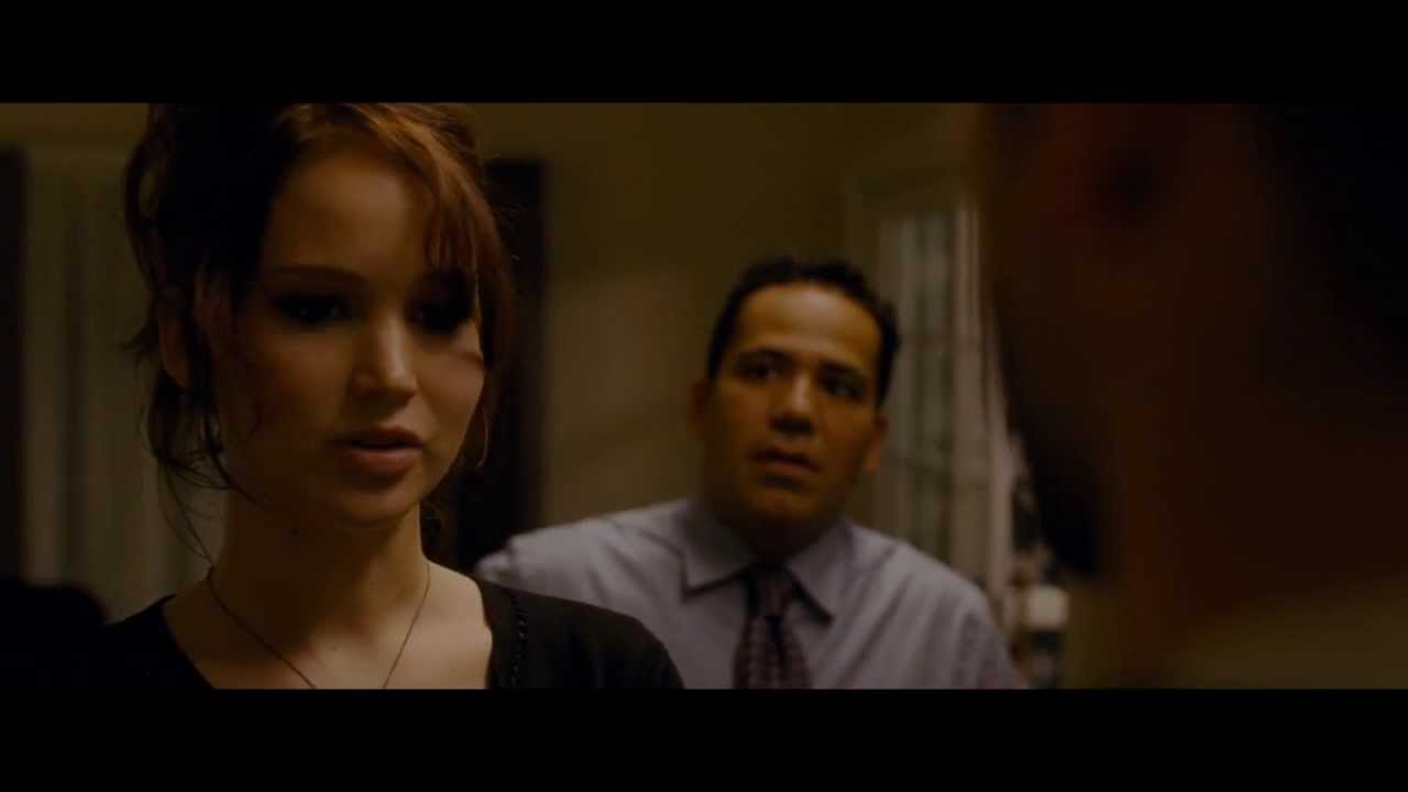153d1a05e59 [HD] Silver Linings Playbook Clip - Dinner at Ronnie's - YouTube