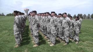 101st Airborne Division Currahees case colors at Fort Campbell but legacy lives on