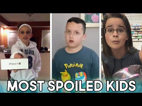 Most Spoiled Kids Compilation #4