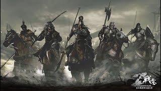 戰意【War Rage】仿電視劇版片頭 / music : 英雄之魂 /Conqueror's Blade GMV