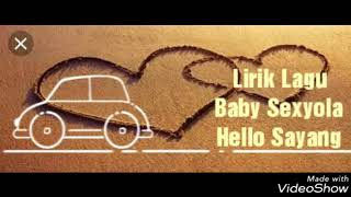 Cover images Baby Sexyola - Hello Sayang