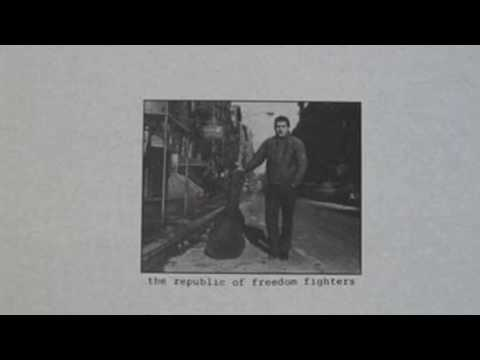 Republic of Freedom Fighters - Republic Of Freedom Fighters LP