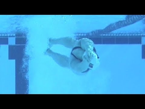 How to Swim Fast Underwater