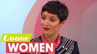Frankie Bridge Speaks Candidly About Her Mental Health Battle | Loose Women