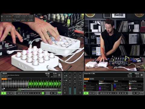 How I Play: Ean Golden Controllerism DJ Setup