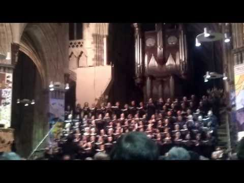 Exeter University Choral Society / The Armed Man