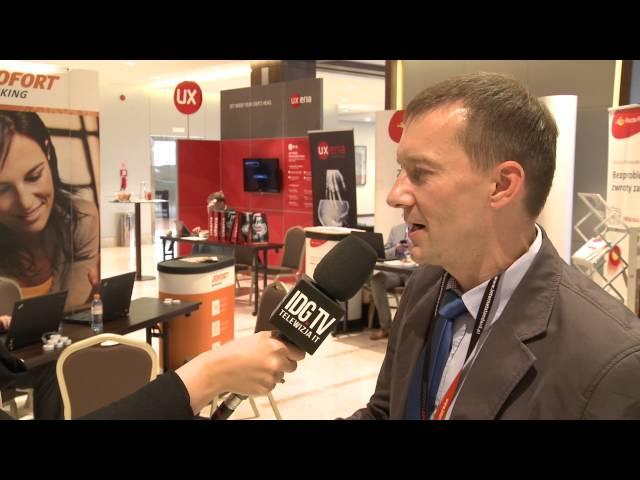 Maciej Dorsz z PayU podczas ecommerceSTANDARD
