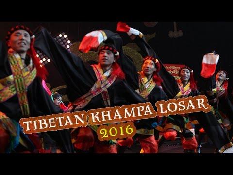 Best of TIBETAN KHAMPA LOSAR 2016