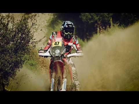 Monster Energy HRC Dakar 18