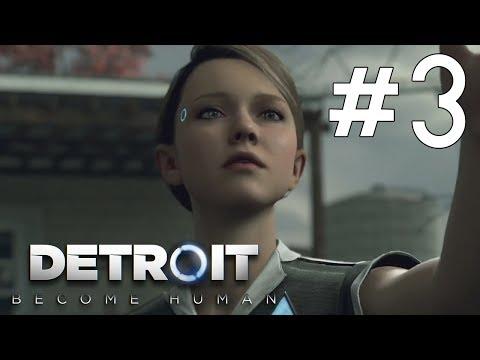 #3  ซับไทย Detroit Become Human  ตอน บ้านใหม่ - วันที่ 09 Aug 2018