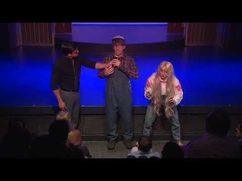 Broken Relationship  The Groundlings Advanced Lab  Chris Guerra, Casey Hime and Kaylin Mahoney