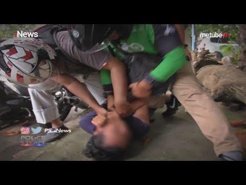 Polisi Sergap Pengedar Narkoba di Balikpapan Part 02 - Police Story 23/07