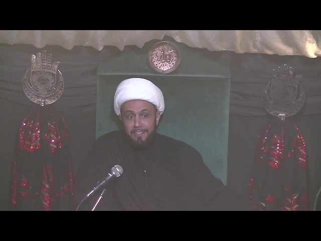 Eve 10th Muharram 1441 - Trusting Allah | Sheikh Azhar Nasser (English)