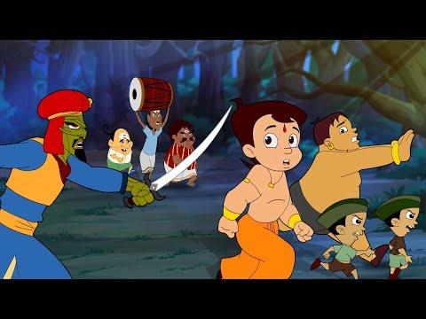 chhota-bheem---dholakpur-mein-khatara-|-hindi-cartoon-for-kids