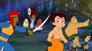 Chhota Bheem - Dholakpur Mein Khatara | Hindi Cartoon for Kids