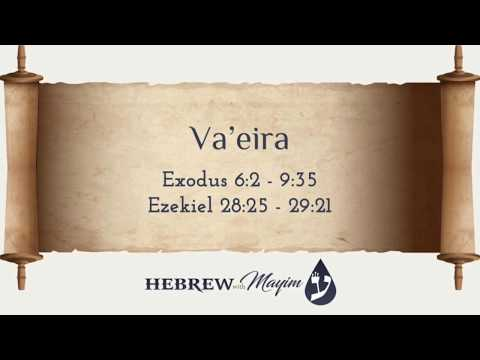 14 Va'eira, Aliyah 2 - Learn Biblical Hebrew