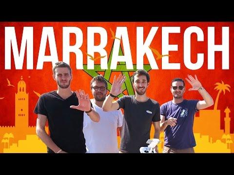 VLOG - Le Tatou à Marrakech !