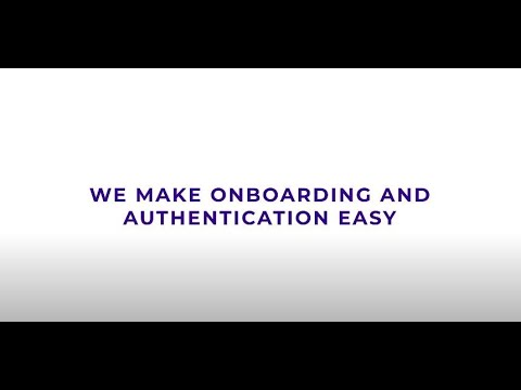 Digital Onboarding by IDEMIA
