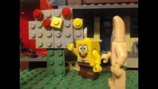 lego spongebob new student starfish
