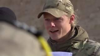 Irakiske soldater lærer at undgå improviserede sprængladninger