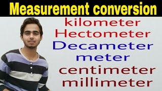 Measurement unit conversion | Length conversion | Decimeter | Hectometre |meter | British conversion
