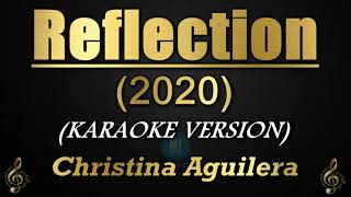 This is my instrumental/karaoke cover of reflection (2020 version from mulan) by christina aguilera.all tracks were mixed and mastered yours trully, mi ba...