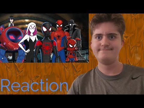 Spider-Man Far From Home Trailer HISHE Reaction