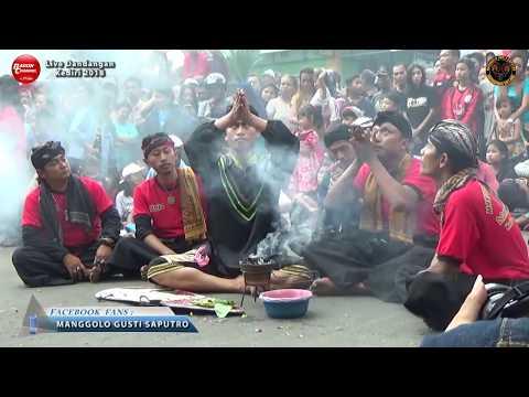 Lagu Jaranan DIANTARA BINTANG Voc WuLan MANGGOLO GUSTI SAPUTRO Live Dandangan 2018