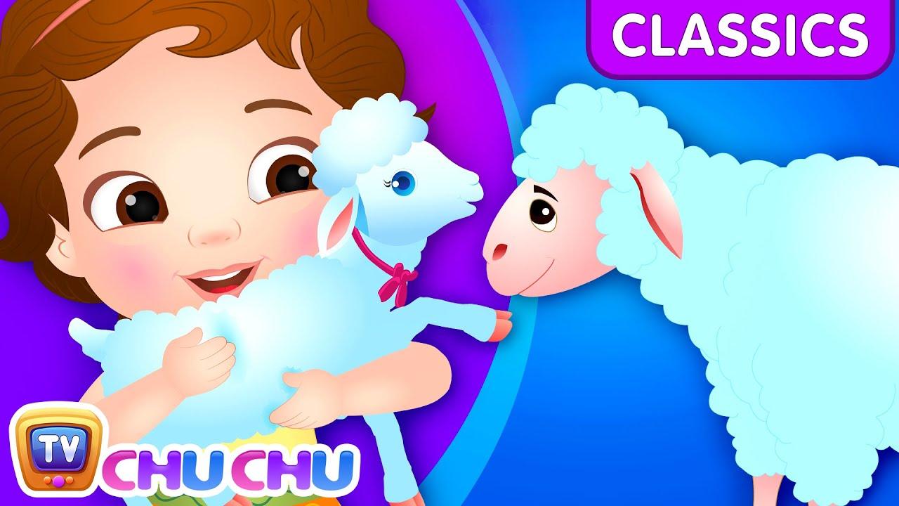 ChuChu TV Classics - ChuChu had a Little Lamb Song | Nursery Rhymes and Kids Songs