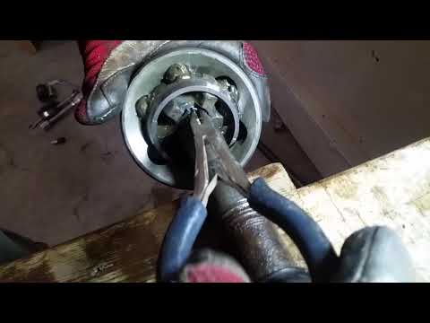 Easiest way to take off a CV Axle Joint (NO HAMMERS)