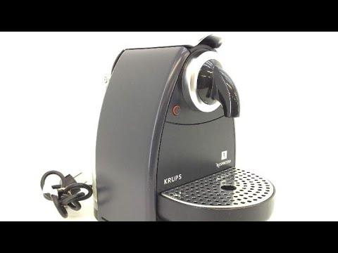 Como Reparar Boton Cafetera Krups Nespresso Diy Youtube
