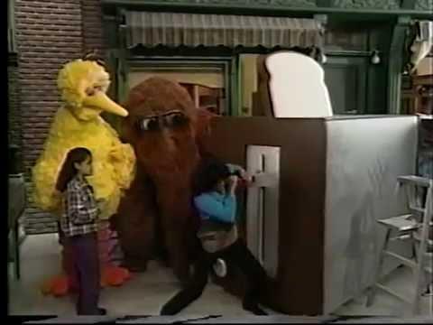 Sesame Street - Maria's Big Challenge (Snuffy's Toaster - The Return)